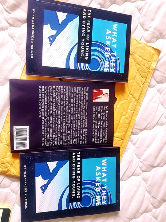 Front and back covers